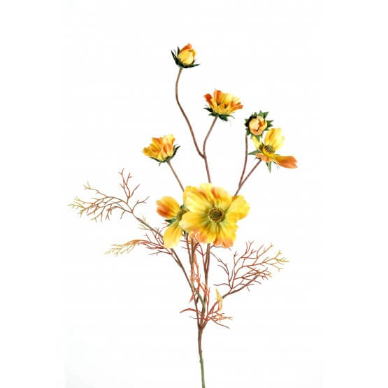 Cosmos artificiels - Par 12 - Fleurs Artificielles