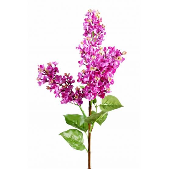 Fleurs Artificielles Lilas Artificiel Par 3