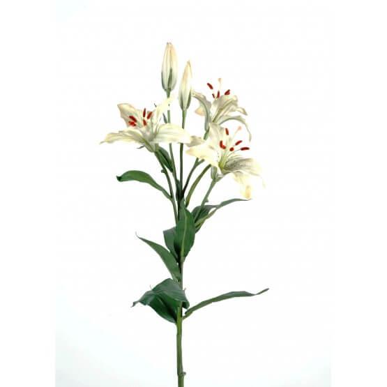 Lilium Artificiel - Par 6 - Fleurs Artificielles