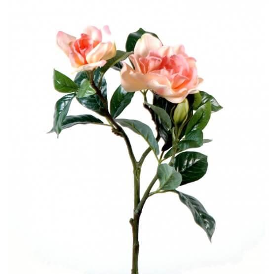 Fleurs Artificielles Gardénia - Par 6 -
