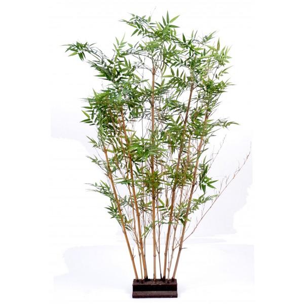 Haie bambou artificiel oriental