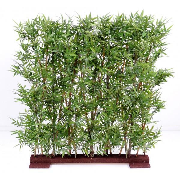 bambou oriental haie dense artificiel 322 00. Black Bedroom Furniture Sets. Home Design Ideas