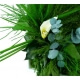 Tableau Végétal NATURE mono 2