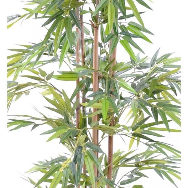 Bambou artificiel eco 6 cannes 3 tailles 65 00 for Bambou artificiel jardiland