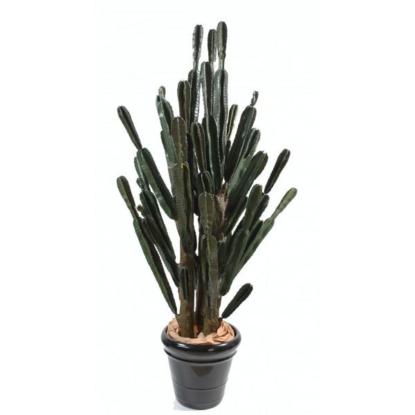 cactus artificiel 6 tiges 40 ramifications 180 cm. Black Bedroom Furniture Sets. Home Design Ideas