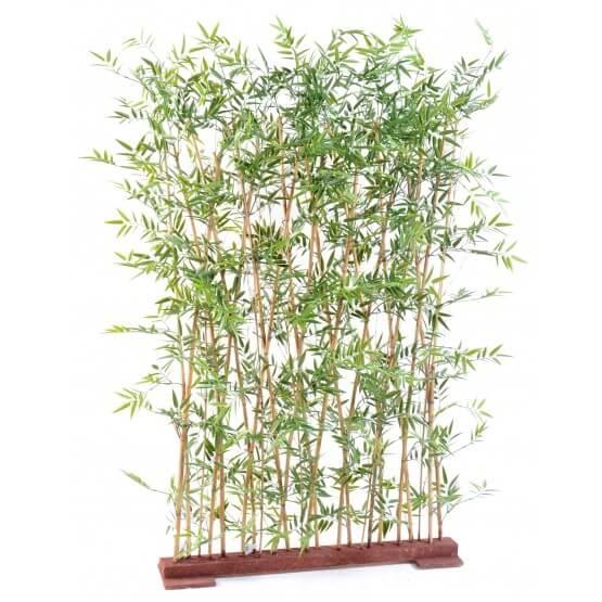 Haies de Bambous artificielles en plastique - 160 et 190 cm