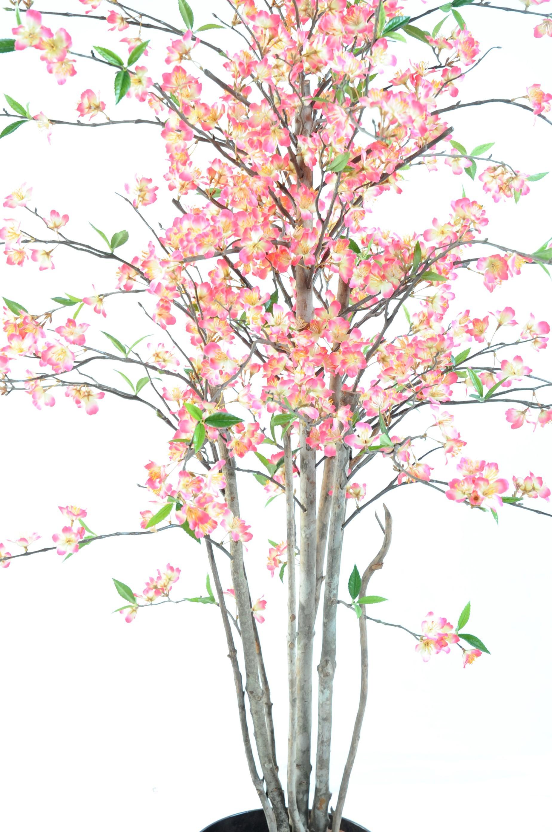 arbre artificiel cerisier fleur hauteur 150 cm 159 00. Black Bedroom Furniture Sets. Home Design Ideas