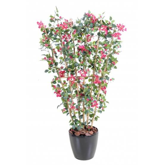 Bougainvillée artificiel new palissade - 150 cm