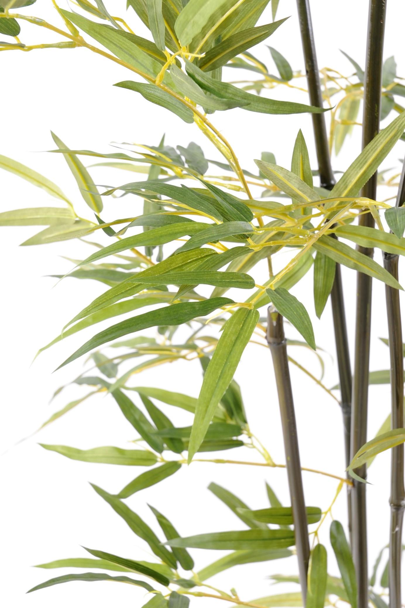 Bambou artificiel vert s 5 tailles 115 00 for Bambou artificiel