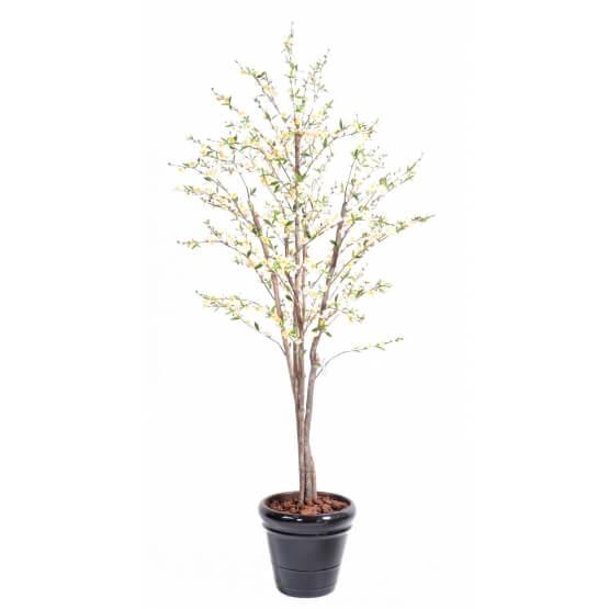 Cerisier artificiel fleurs 210 cm