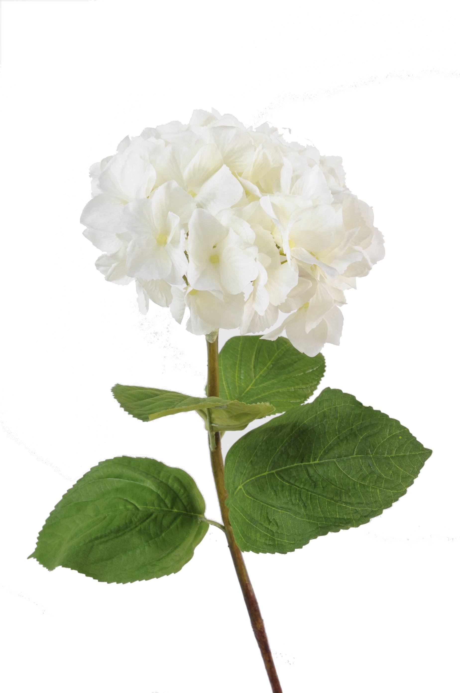 Tiges fleurs artificielles hortensias vendus par 3 49 00 for Fleurs artificielles