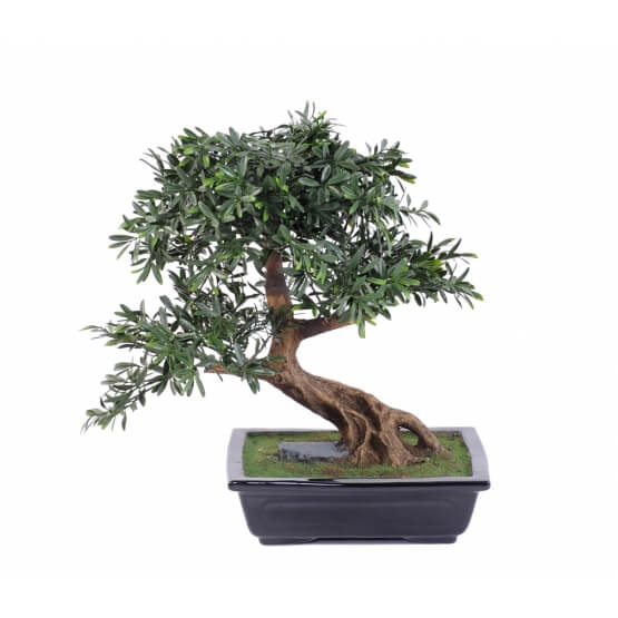 Bonsai artificiel Black Willow