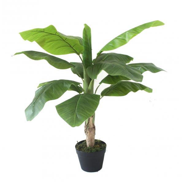 Palmier artificiel et bananier artificiel exp di s sous 24 48h - Bananier en pot ...