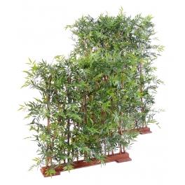 Haie v g tale artificielle brise vue 110 brins 35 00 - Haie bambou artificiel exterieur ...