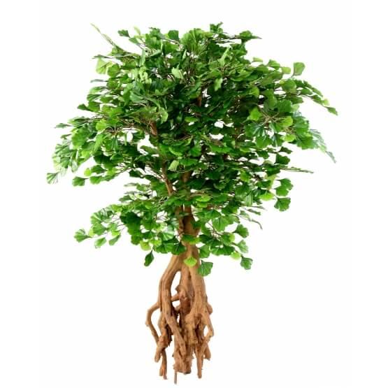 Ginkgobiloba Root artificiel - 135 cm