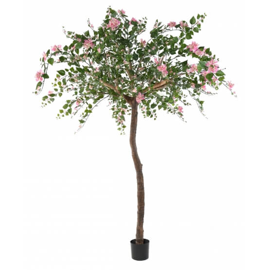 Arbre Bougainvillée artificiel tree - 280 cm