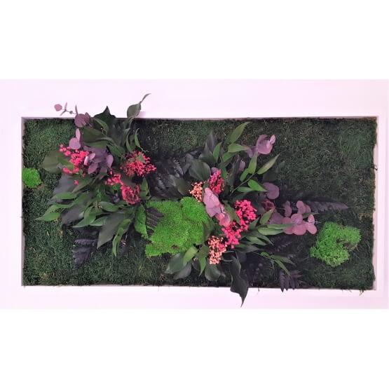 Tableaux Végétaux Stabilisés couleurs