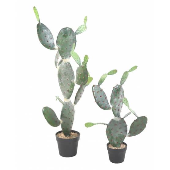 Cactus artificiel Opuntia
