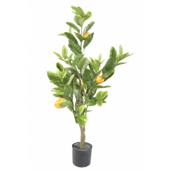 Citronnier artificiel 90 cm