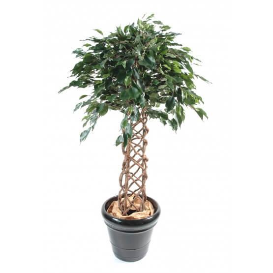 Ficus artificiel cage 140 cm