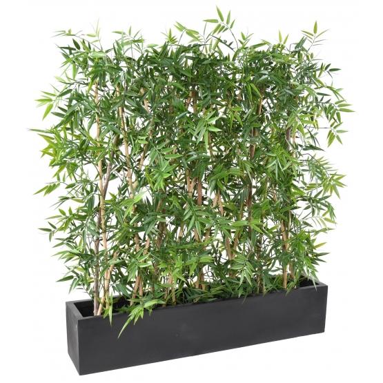 Jardinière de Bambou Japanese DENSE artificiel
