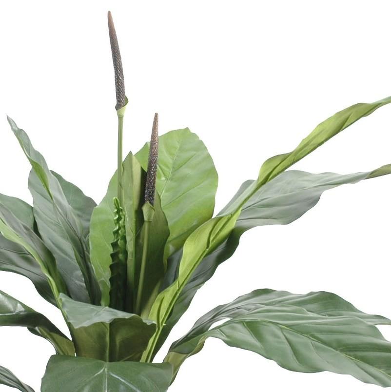 Anthurium artificiel jungle king 80 cm 89 30 - Plante artificielle exterieure ...