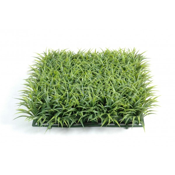 Gazon artificiel en rouleau ou en plaque pour jardin ou balcon - Rouleau de gazon artificiel ...