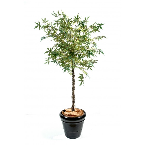 acer arbre artificiel tronc plastique 99 00