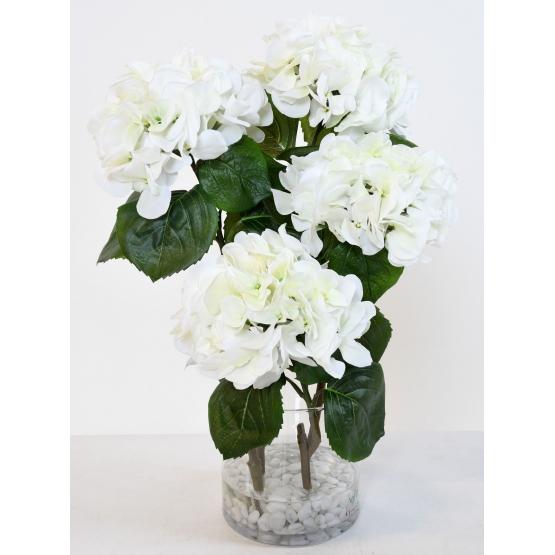 Bouquet Hortensia artificiel