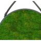 Tableau Stabilisé Rond mousse Plate
