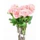 Rose artificielle 66