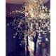 Arbre artificiel Cerisier fleurs - 280 cm