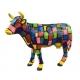 Vache en résine grandeur nature Puzzle