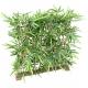 Haie de Bambous artificielle anti UV 110 CM