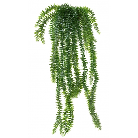 Lycopodium chute artificiel en pot anti UV