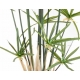 Jardinière de Papyrus artificiels