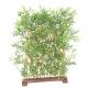 Haie de Bambou artificiel Japanese UV socle 70 cm 110 CM