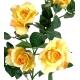 Rose artificielle Margaux (12 pièces)